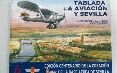 """Presentación de la tercera Edición del libro """"Tablada: La Aviación y Sevilla"""" en la Fundación Cajasol"""