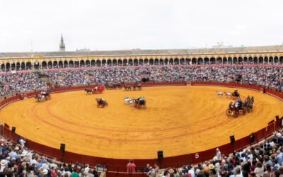 Se aplaza por motivos sanitarios la iniciativa 'Sevilla Capital Mundial del Enganche' 2021, que incluía a Tablada este fin de semana