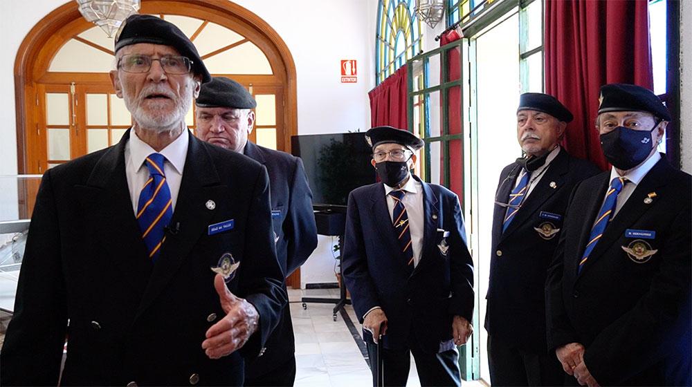 Manuel Díaz del Valle destaca el orgullo de pertenecer a los Amigos de Tablada