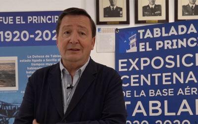 """""""Tablada ha sido un descubrimiento para Sevilla"""""""