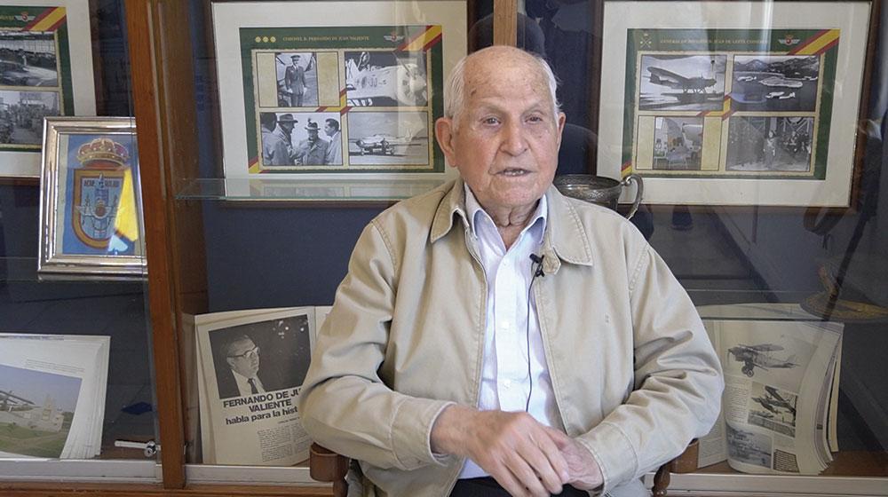 Juan Herrera Pérez, el centenario de Tablada