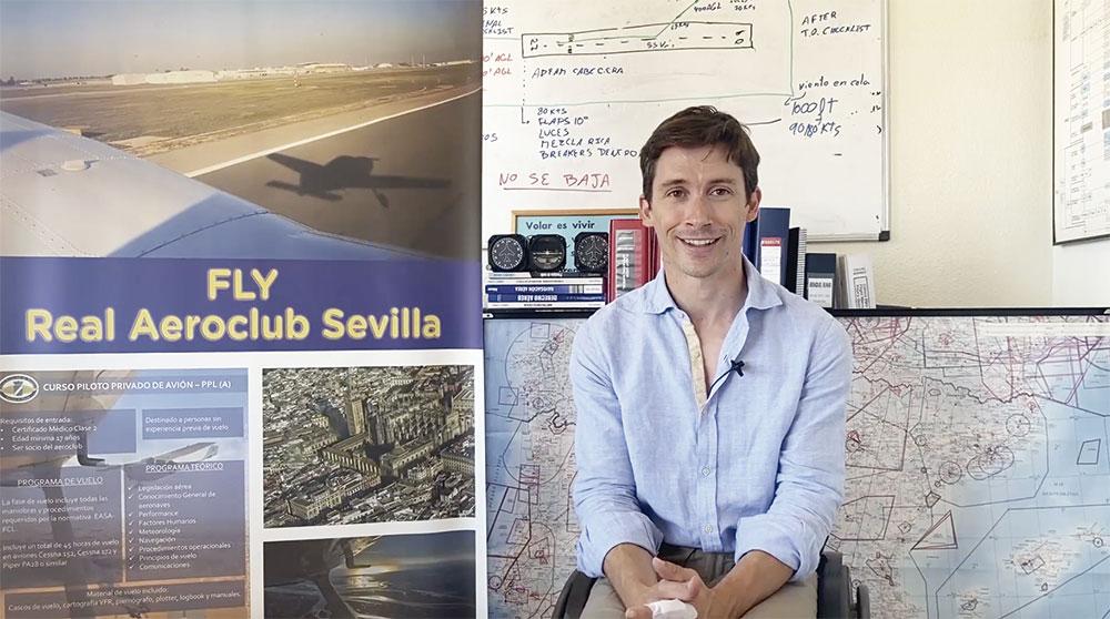 El 18 de septiembre tendrá lugar el Raid Aéreo, que acercará la aeronáutica a Sevilla