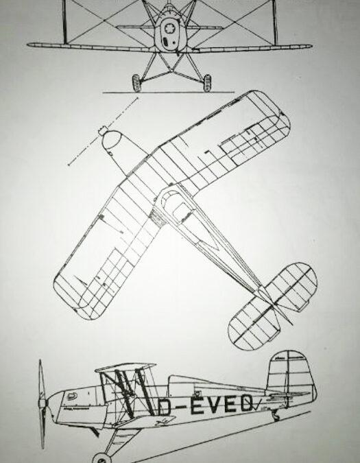 El piloto Carlos J. Morales abandera la reconstrucción de una Jungmeister y hace un recorrido histórico por la huella de este modelo en la Aviación Española