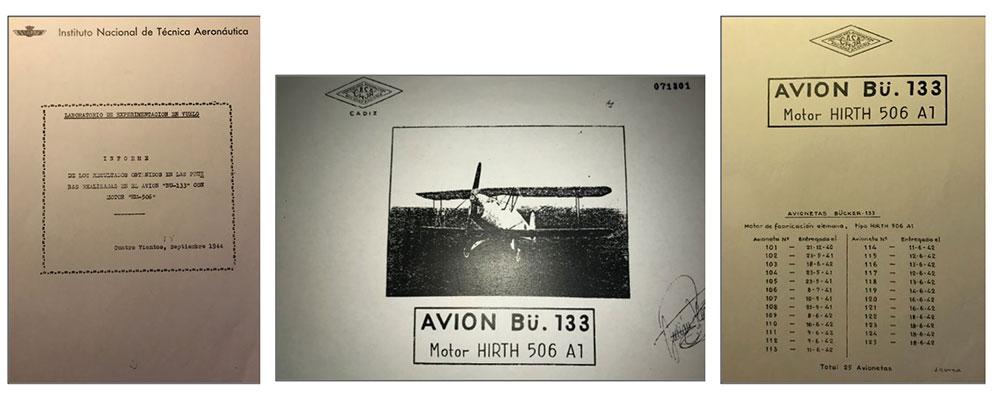 Vinculación de la Jungmeister con el Ejército del Aire Español desde 1937