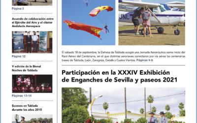 Revista de Tablada. Número de octubre de 2021
